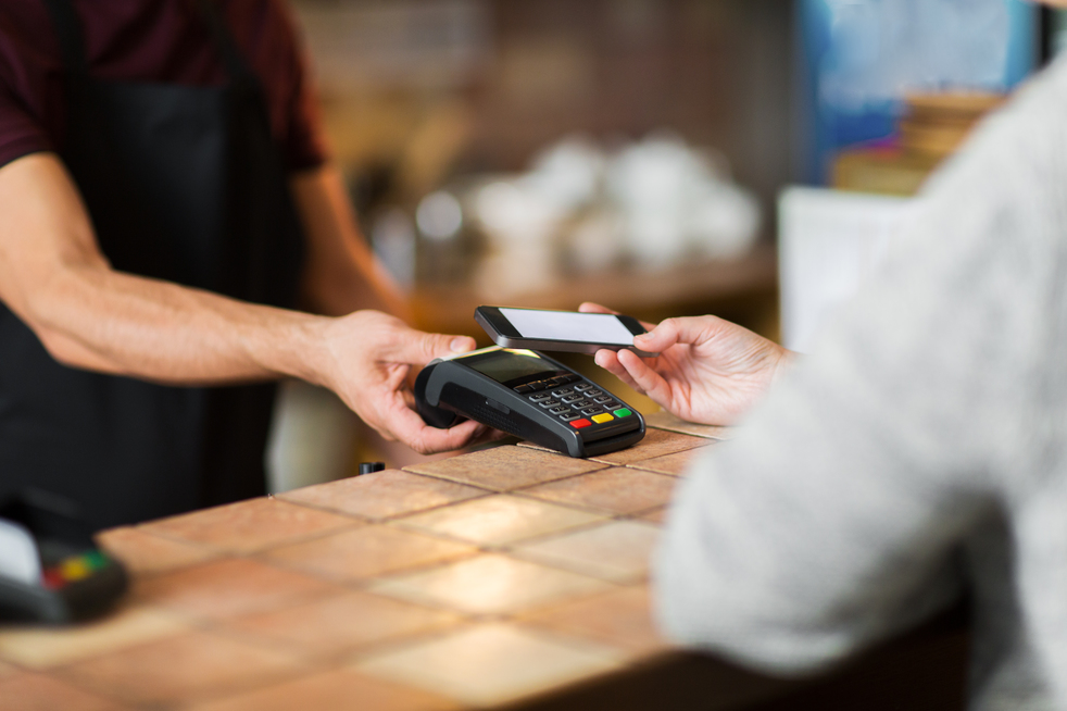 The convenience of payments means in a cashless economy