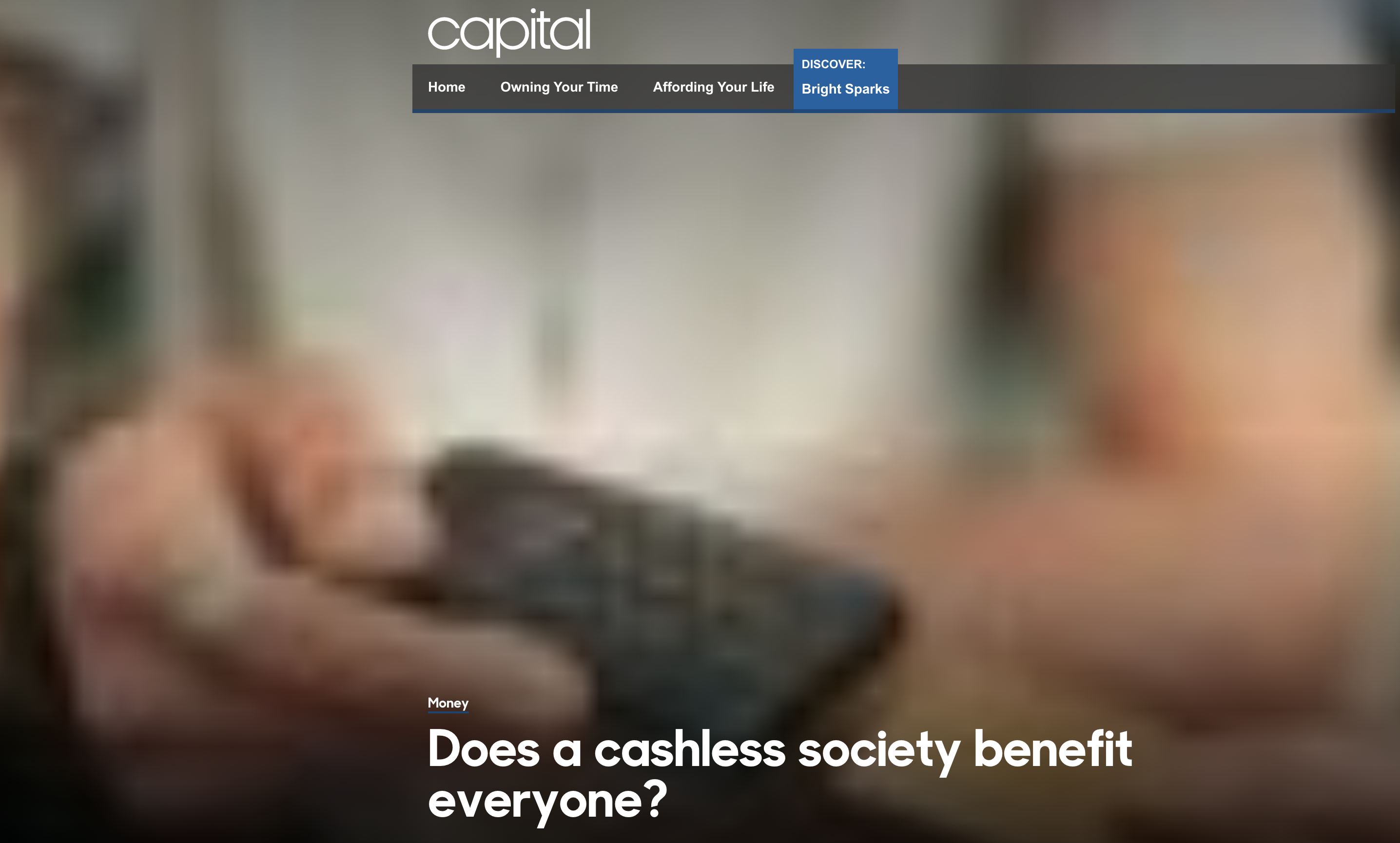 Cashless society: from Sweden to India, some might get left behind