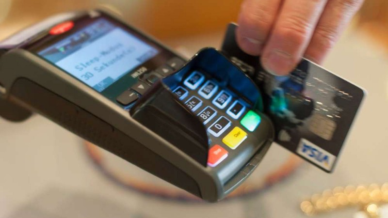 Electronic payments are an ecological disaster