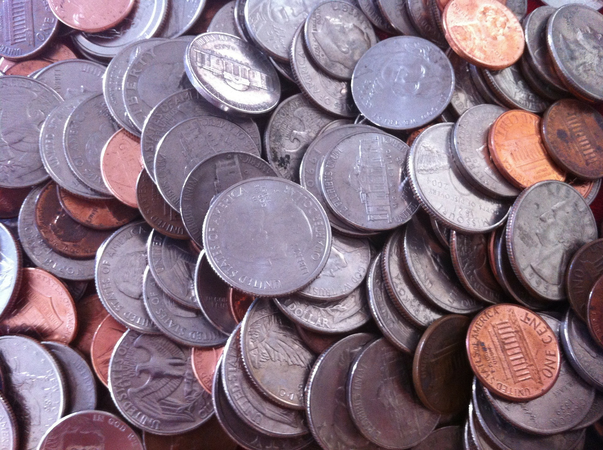 What about coin shortage?
