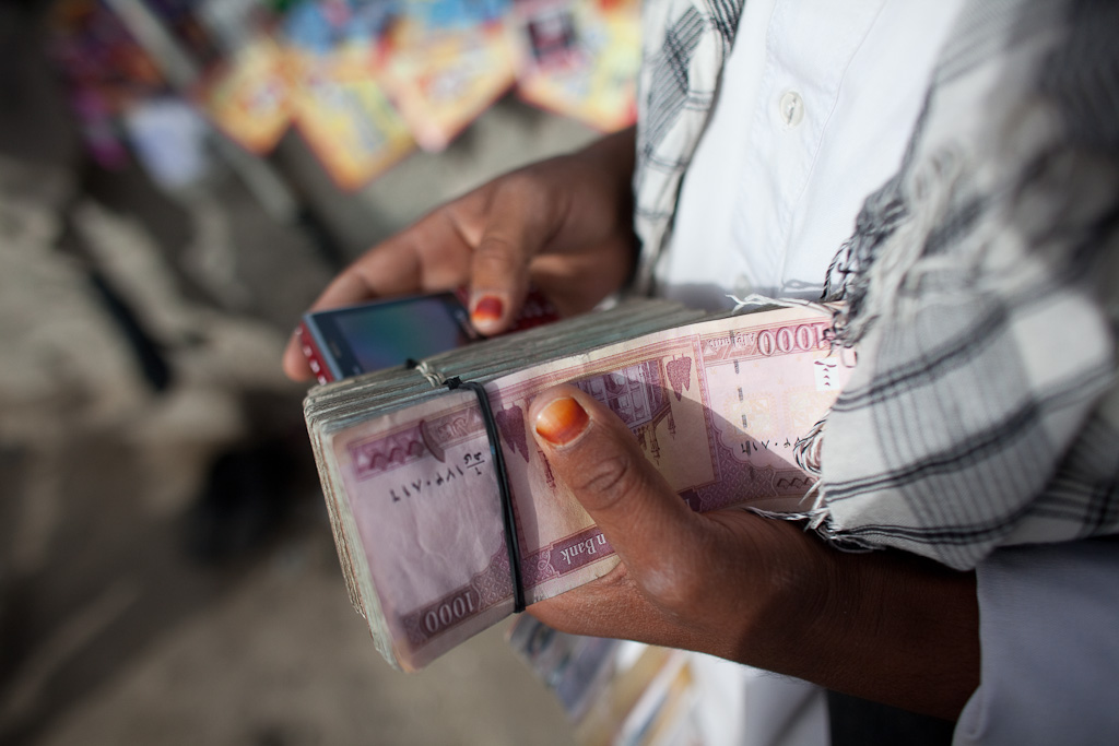 Cashless Societies are no answer to Economic Crisis