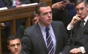 "Douglas Ross, Member of Scottish Parliament: ""The loss of access to cash inevitably affects the more vulnerable in society."""