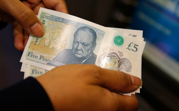 Despite claims of a cashless revolution, in the UK the average purse contains £26