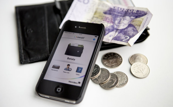 Sweden's 'cashless society' affects international residents