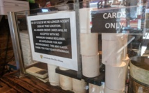 Turning cashless comes with a huge cost